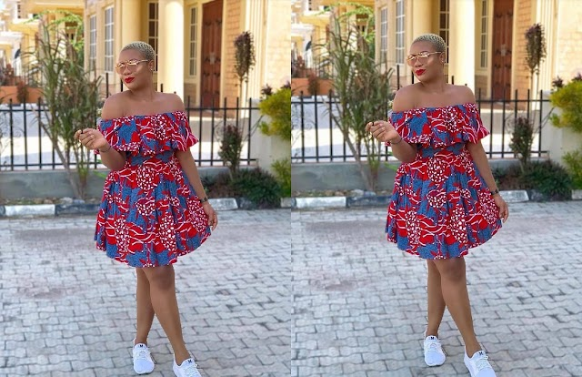 Latest Ankara Styles In Vogue For Ladies/Women-(Pictures)