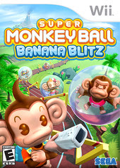 Super Monkey Ball Banana Blitz