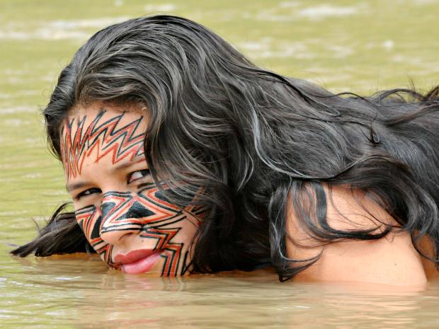 Maíra Yawanawá, de 27 anos, tem origem indígena do povo Yawanawá e amazonense (Foto: Arquivo pessoal)