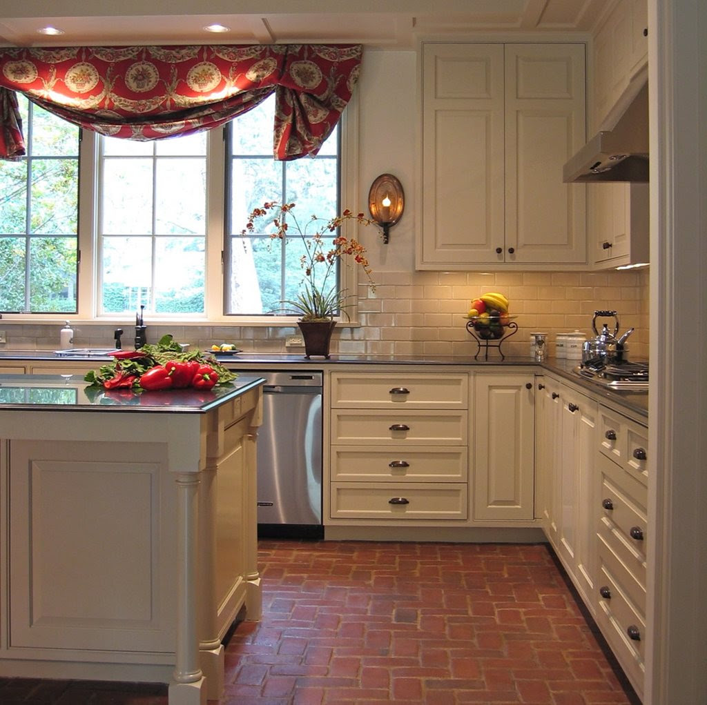 English-Styled Kitchen: Special Aspects of Decoration