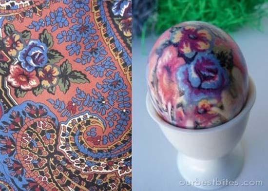 Βάψτε τα πασχαλινά αβγά χρησιμοποιώντας... γραβάτες! (11)
