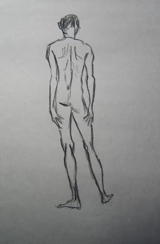 Matthew Felix Sun's Live Drawing _ 1990