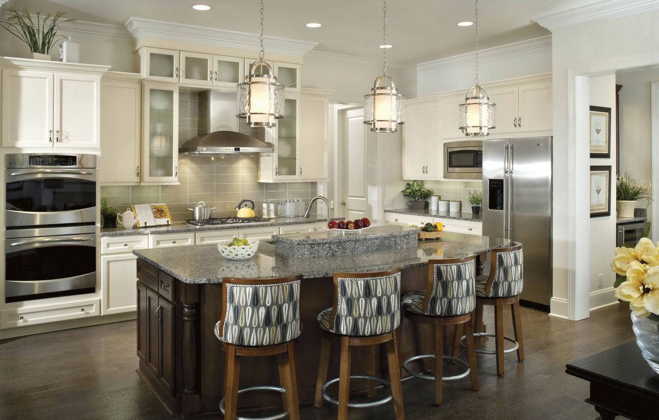 Spotlight on Smart Kitchen Lighting | Kitchen Ideas ...