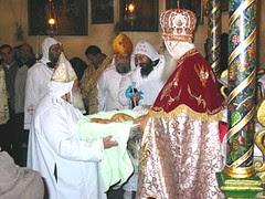 Penganut-Penganut Agama Kristian Koptik di Mesir