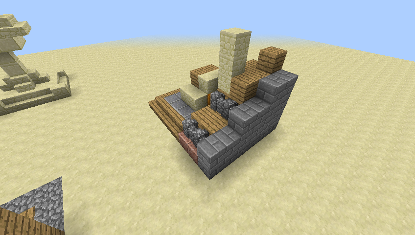 Easy creation building :) - Creative Mode - Minecraft ...