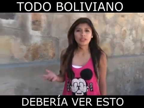 La hora boliviana: Todo boliviano debería ver esto (Video)