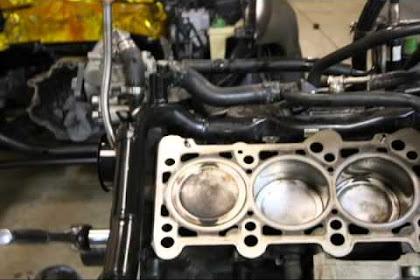Audi 27 Turbo Engine