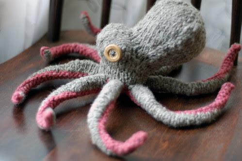 Cassiemarie's Common Octopus