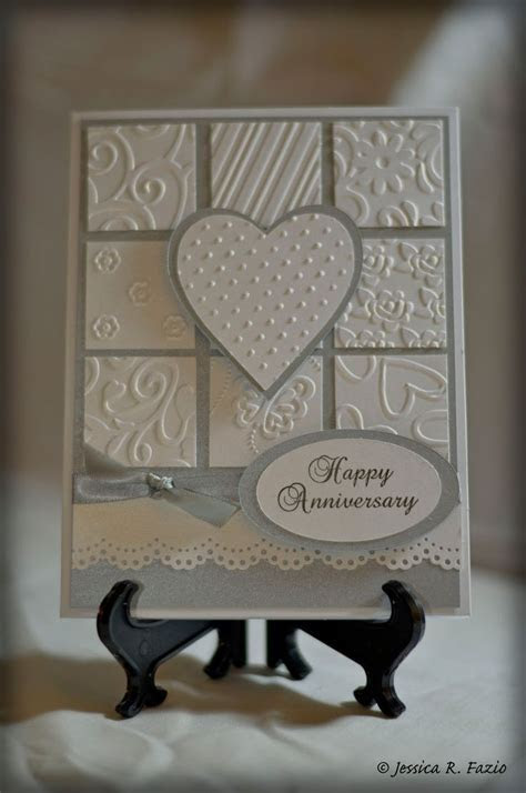 25  best ideas about Wedding anniversary cards on