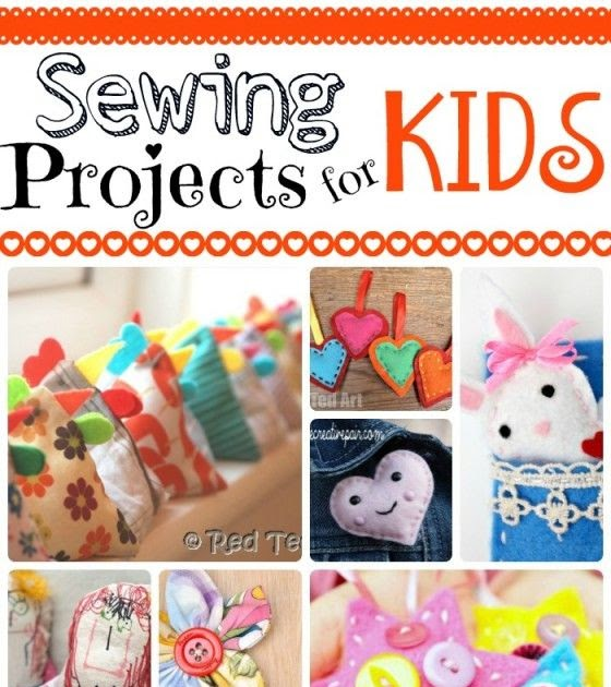 Free printable stuff easy sewing projects for kids for Easy sewing projects for craft fairs