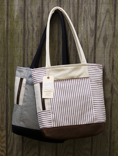 charles and frances totes