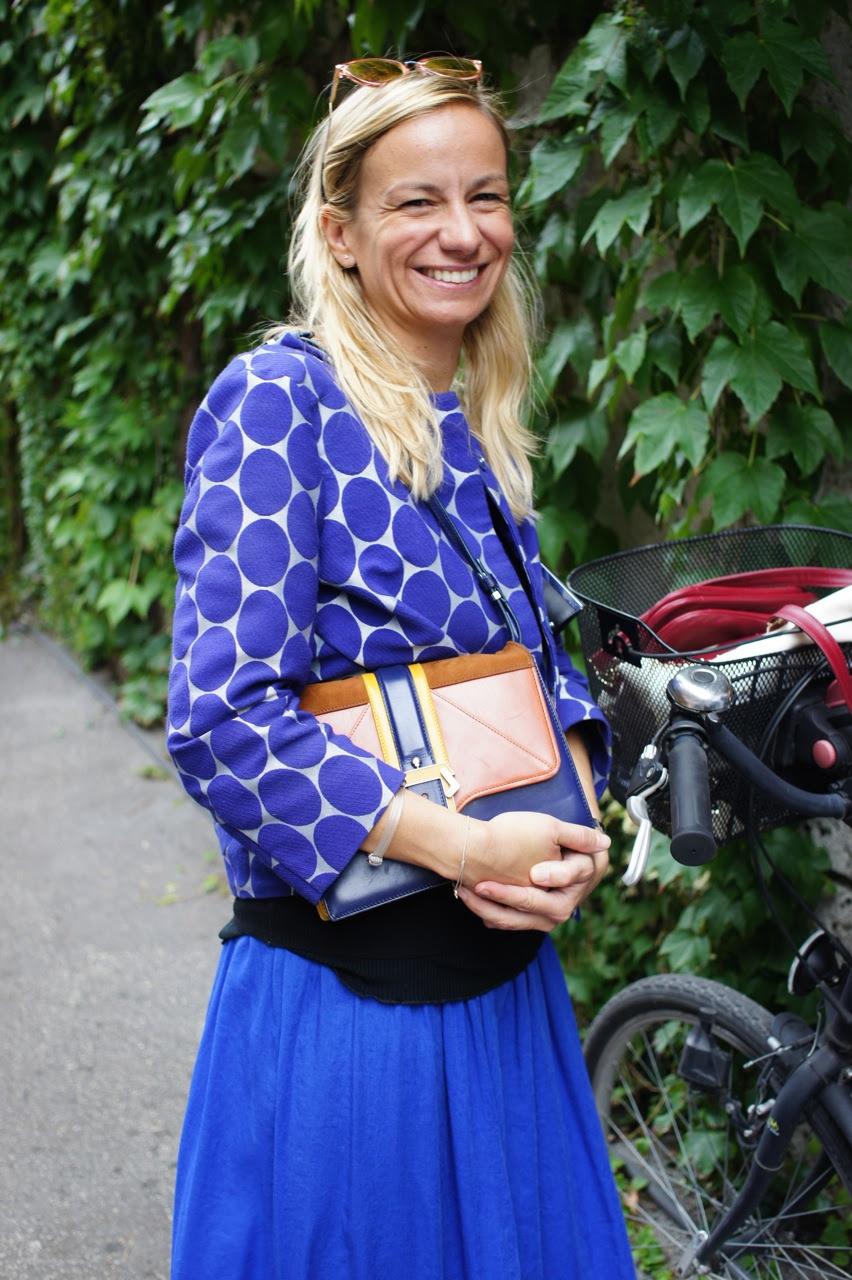 As bolsas da querida Paula Cademartori estão sob todos os braços!