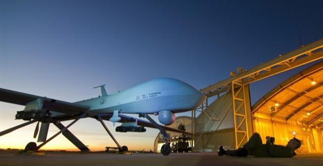 """La Casa Blanca publica su """"manual"""" para realizar asesinatos selectivos con aviones no tripulados. REUTERS"""