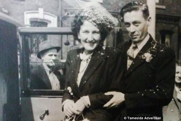 Γνωρίστηκαν μετά τον θάνατο του πρώτου συζύγου της Dorothy, Victor, και έζησαν μαζί για 68 χρόνια