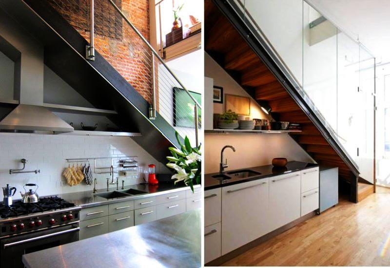 Kitchen Ideas Kitchen Ideas Under Stairs