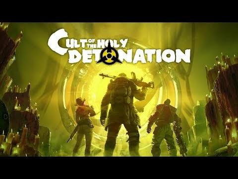 Wasteland 3 DLC 'Cult of the Holy Detonation' (Trailer)