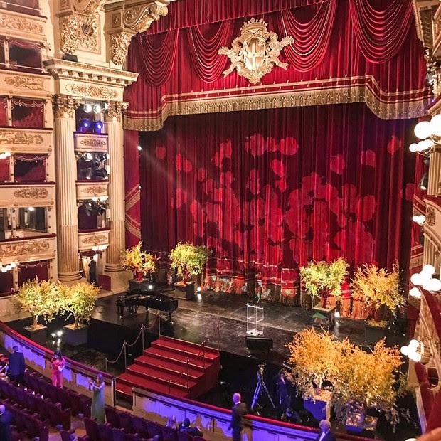 Teatro Alla Scala (Foto: Bárbara Migliori)