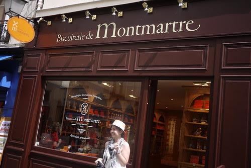 Biscuiterie de Montmartre 甜點店