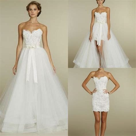 Discount Multipurpose 2 In 1 Popular 2015 Wedding Dresses