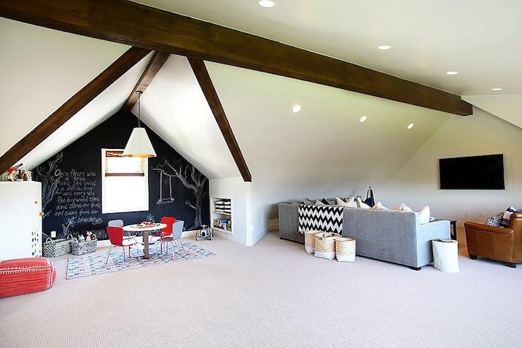 Attic Playroom - Contemporary - boy's room - Utah Valley Parade of ...