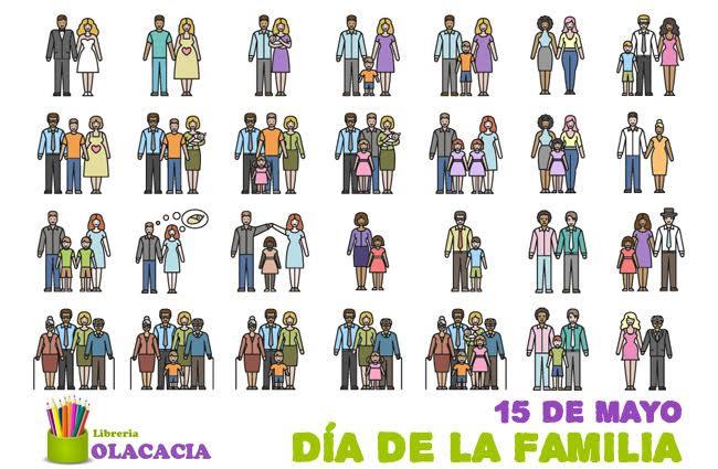 15 De Mayo Día De La Familia Olacacia