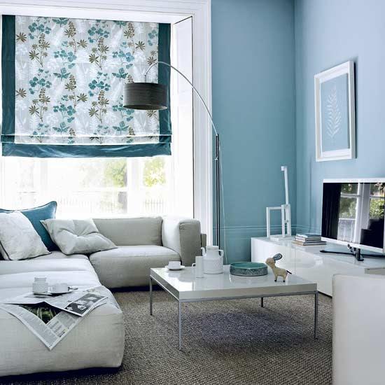 Low-level living room seating | housetohome.co.uk