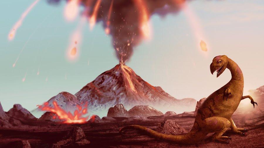 Dinosaur_volcano