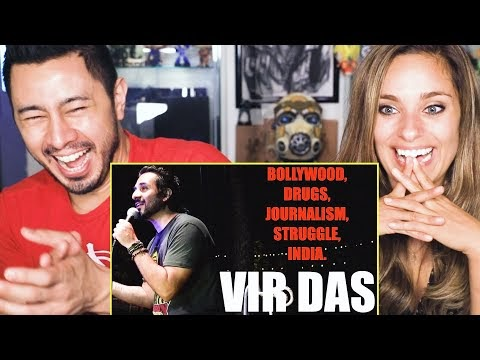 VIR DAS | BOLLYWOOD, JOURNALISM, INDIA | A Loose Rant | Reaction by Jaby Koay & Kristen