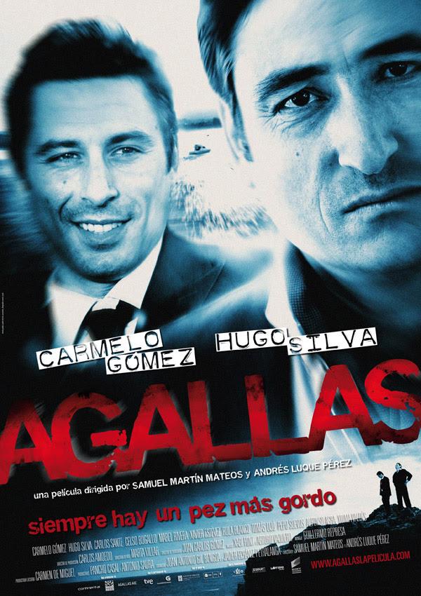 Agallas (Andrés Luque Pérez, Samuel Martín Mateos, 2.009)