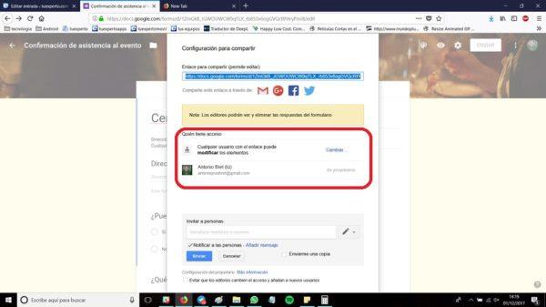 encuesta google configuracion privacidad