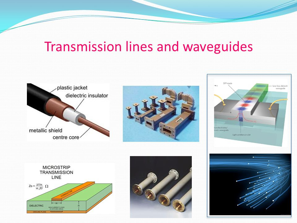 Difference Between Transmission line and Waveguide