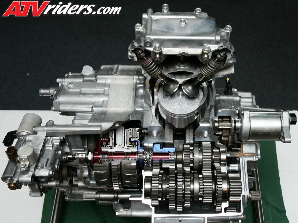 2009 Honda Rancher 420 At Es Utility Atv Test Ride Review