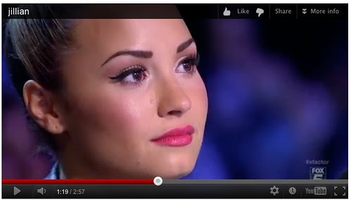 Jillian Jensen Shows Bullies 'Who You Are' on 'X Factor' by stevegarfield