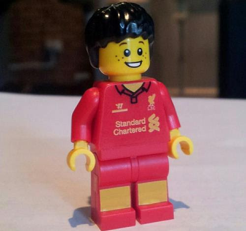 Phil is immortalised - in lego! - Liverpool FC