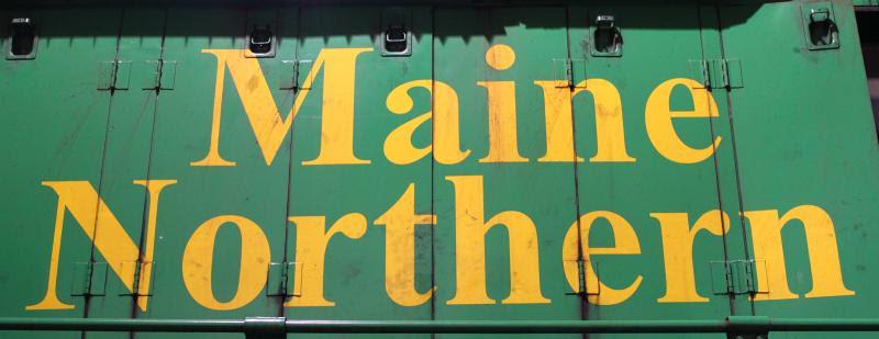 Maine Northern logo