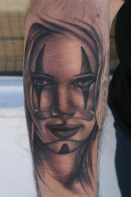 Art Junkies Tattoo Studio Tattoos Portrait Black And Grey