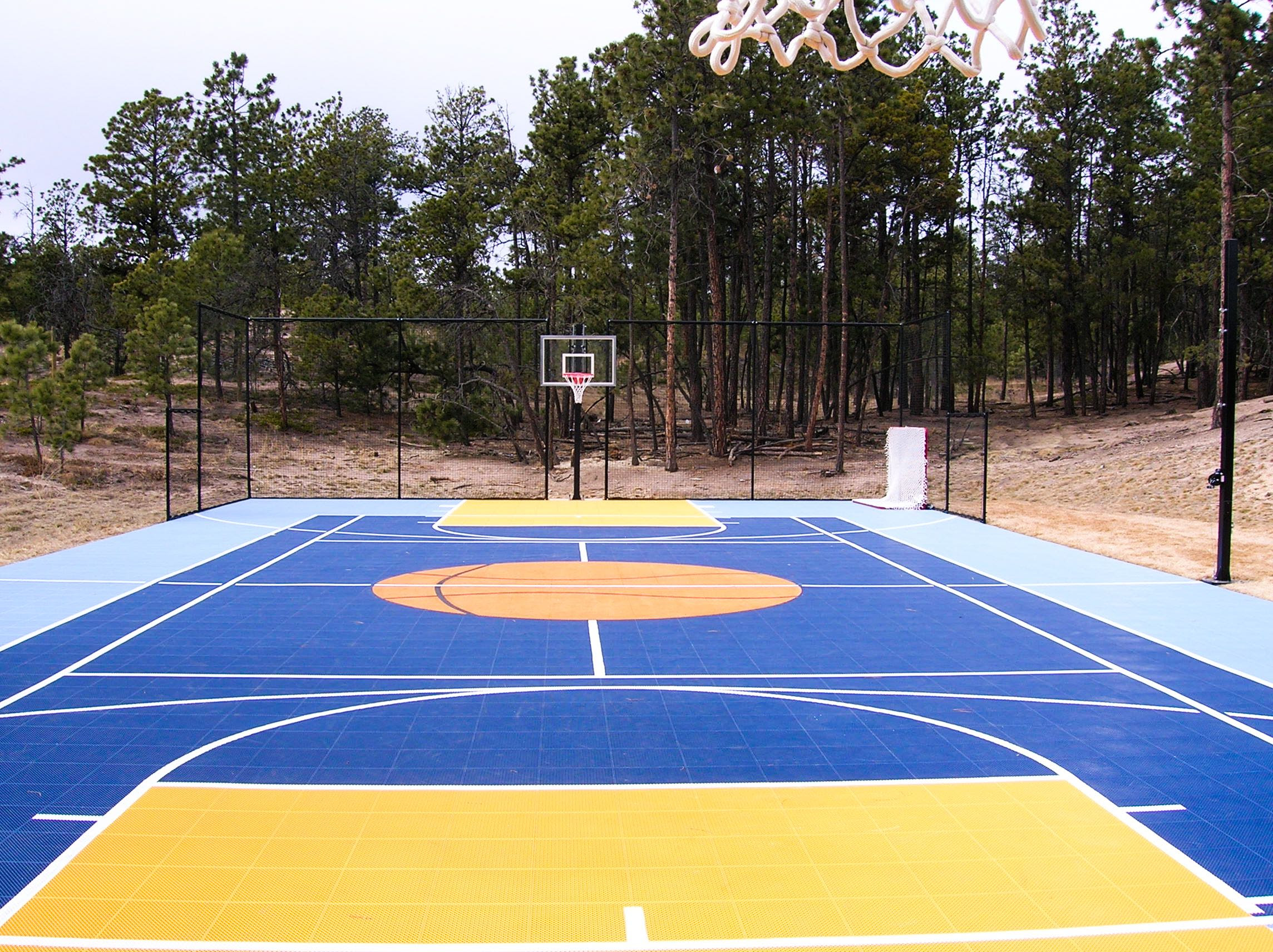 Designing The Perfect Court For Your Family Sport Court