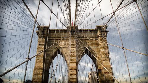 Brooklyn Bridge by manuel escrig