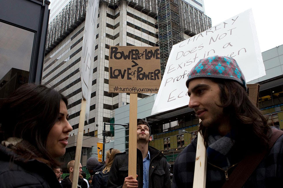 Occupy Toronto, Canada