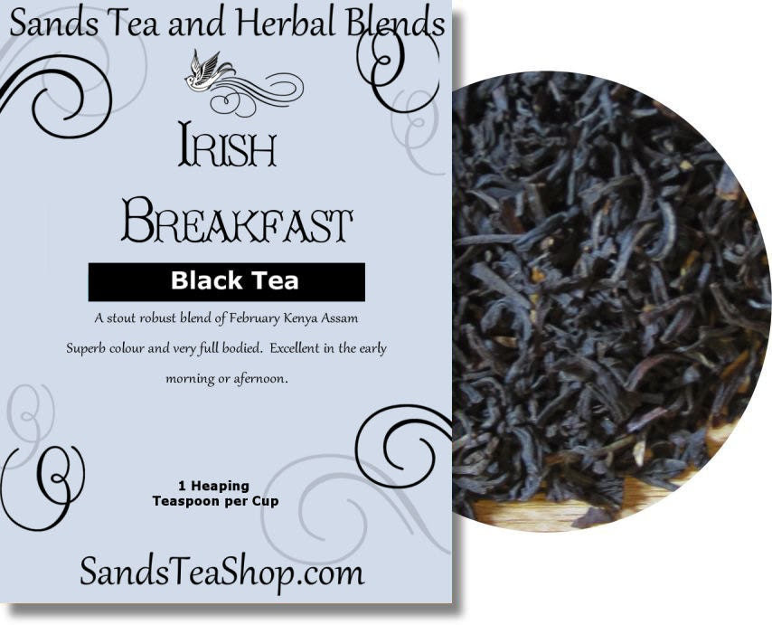 Irish Breakfast 1oz Sample - SandsTea