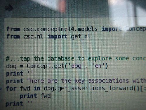 ConceptNet in Python