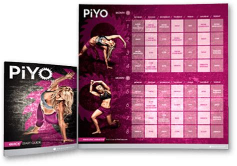 beginner piyo workout