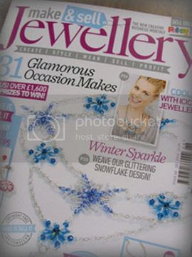 make & sell jewellery magazine dec 14 - silver moss blog