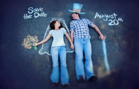 20 Creative Ways To Save The Date