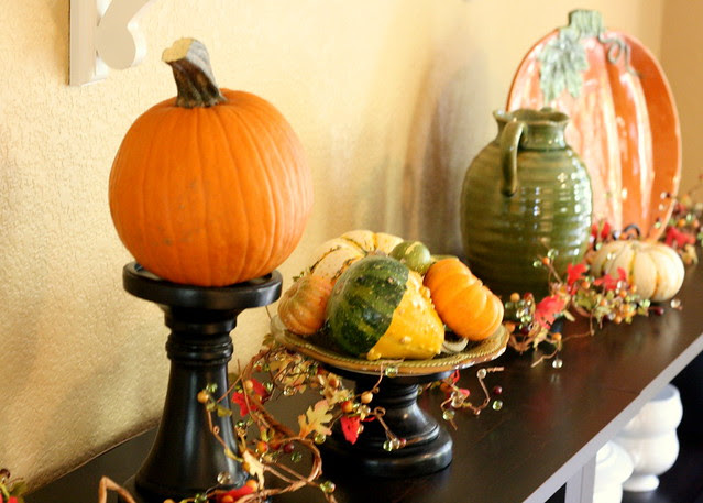 Pumpkin Goard Shelf