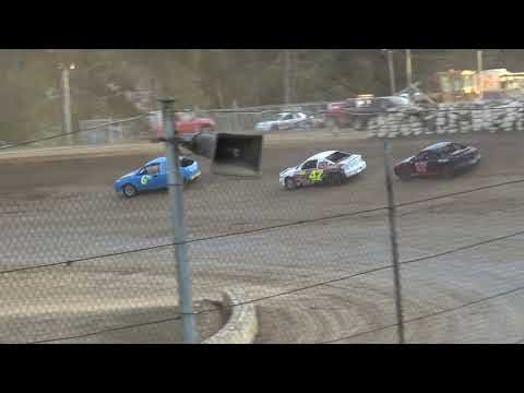 Atomic Speedway | 10/19/19 | 10th Annual King of Compacts Presented by EBJ Performance | Heat 2