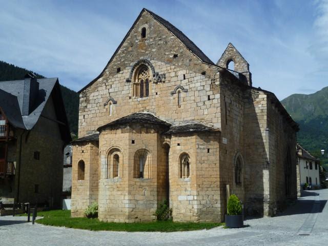 Resultado de imagen de Sant Estèue (Sant Esteve) de Betrén