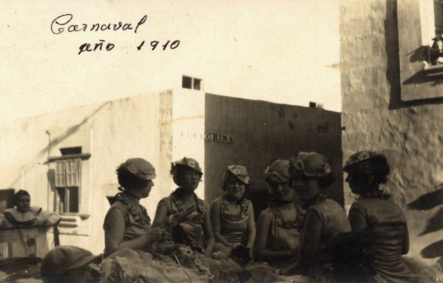 Vintage Spain Gran Canaria