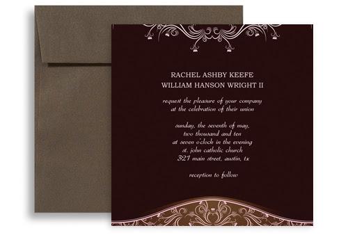 Editable Indian Wedding Invitation Cards Templates - Printable ...