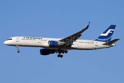 Finnair Boeing 757-2Q8 WL OH-LBO (msn 28172) DXB (Paul Denton). Image: 911344.